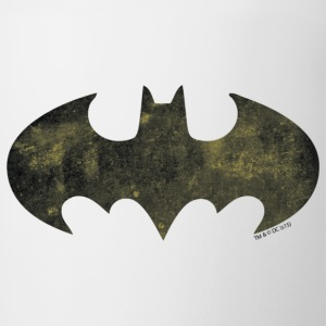 Justice League Batman Logo - Mok tweekleurig