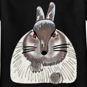 Evil bunny t-shirt for kids - Kids' T-Shirt