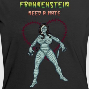 The Marriage of Frankenstein. - Women's Ringer T-Shirt