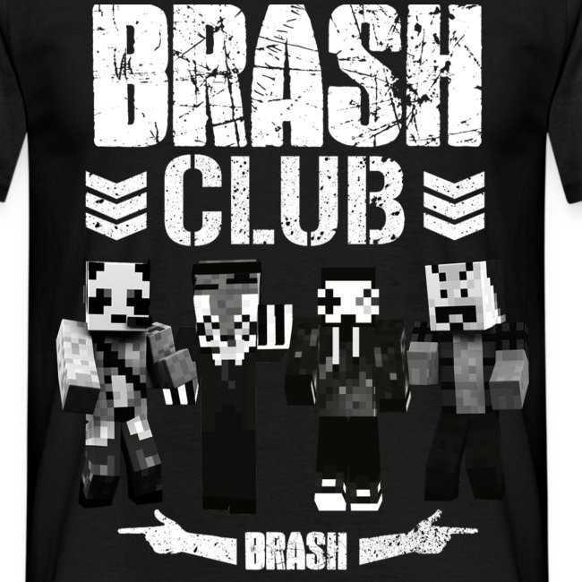 Brash Club Männer T-Shirt