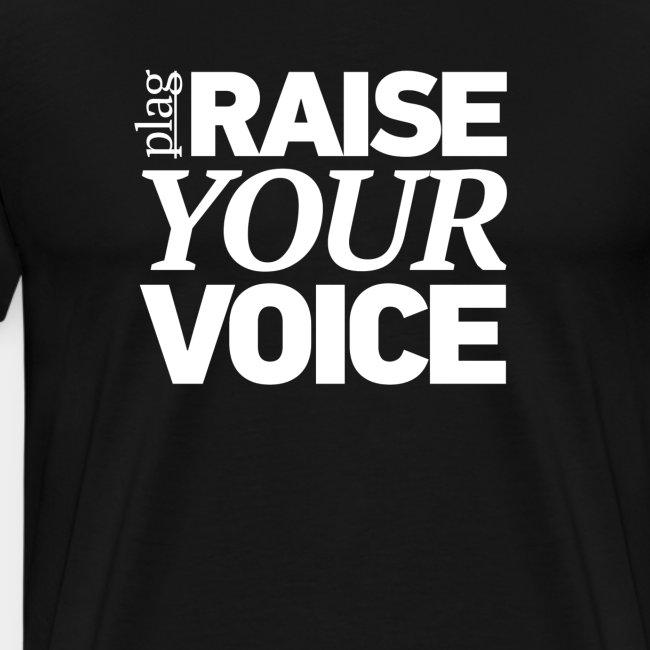 Raise Your Voice Black