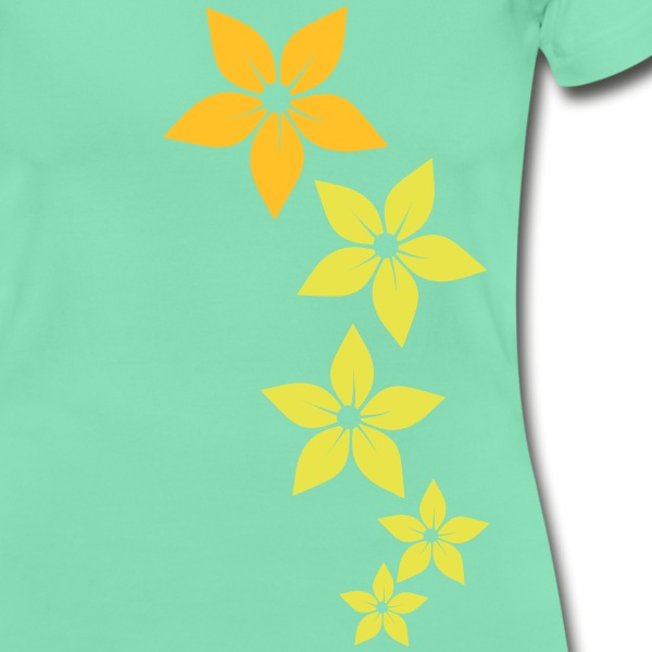 flower power T-Shirts - Frauen T-Shirt