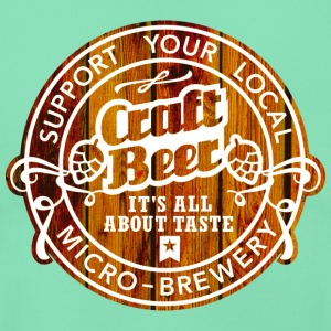 Craft Beer T-shirts - Dame-T-shirt