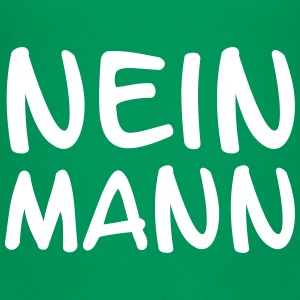 Nein Mann T-Shirts - Teenager Premium T-Shirt