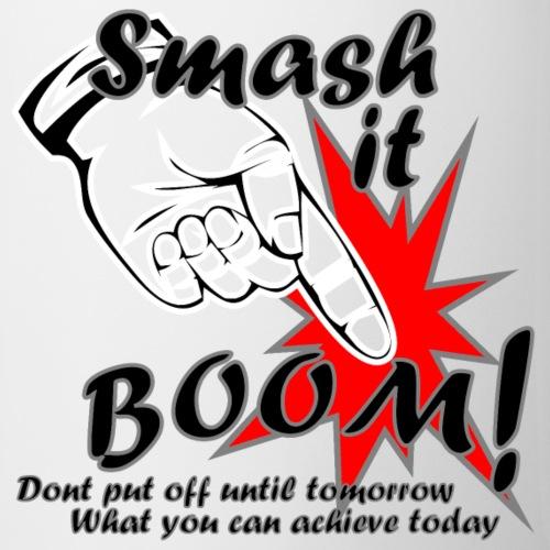 Smash it Boom Achieve black