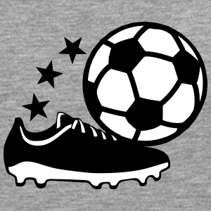 Shoe soccer ball 2204 Long sleeve shirts - Men's Premium Longsleeve Shirt