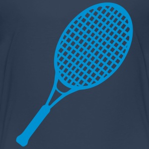 Tennis racket 2204 Shirts - Kids' Premium T-Shirt