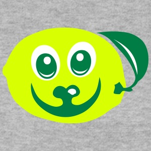 Lemon fruit smile 611 Hoodies & Sweatshirts - Men's Sweatshirt