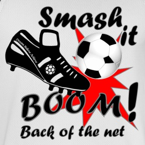 Smash it Boom Soccer men's tank top - Men's Basketball Jersey