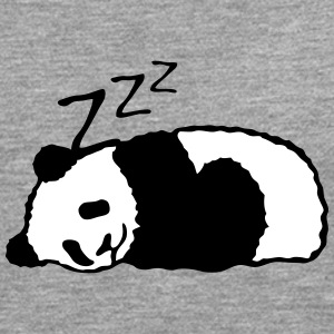 Panda sleeping 5 Long sleeve shirts - Men's Premium Longsleeve Shirt