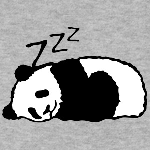 panda dort sieste dormir 5 Sweat-shirts - Sweat-shirt Homme