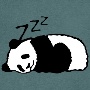 Panda sleeping 5 T-Shirts - Men's V-Neck T-Shirt