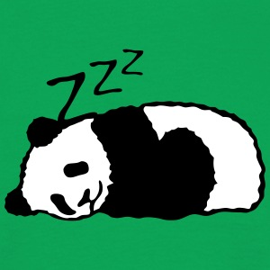 Panda sleeping 5 T-Shirts - Men's T-Shirt