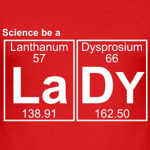 La-Dy (lady) - Full T-shirts - Slim Fit T-shirt herr