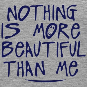 nothing is more beautiful quote Long sleeve shirts - Men's Premium Longsleeve Shirt