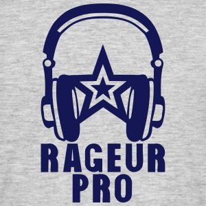 rageur pro casque audio citation Tee shirts - T-shirt Homme