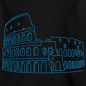 Colosseum in Rome Shirts - Kids' T-Shirt