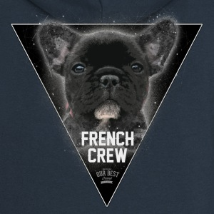 French Crew Hoodies & Sweatshirts - Women's Premium Hooded Jacket