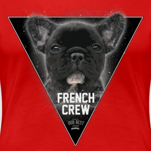 French Crew T-Shirts - Women's Premium T-Shirt