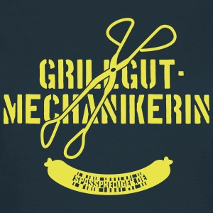 Grillgutmechanikerin T-Shirts - Frauen T-Shirt