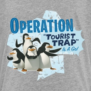 Madagascar Pinguine Operation Tourist Trap Kinder  - Kinder Premium T-Shirt