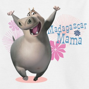 Madagascar Gloria Madagascar Mama Kid's T-Shirt - Kids' T-Shirt