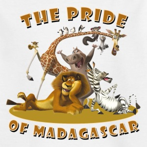 Madagascar The pride of Madagascar Teenager T-Shir - Teenager T-Shirt