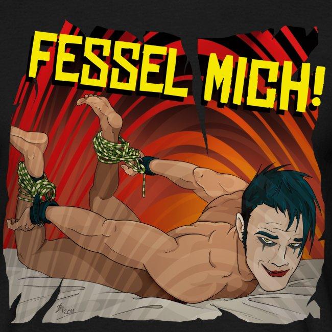 Fessel Mich / schwarz / Slim