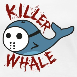 Killer Whale - Girlie  - Frauen Premium T-Shirt