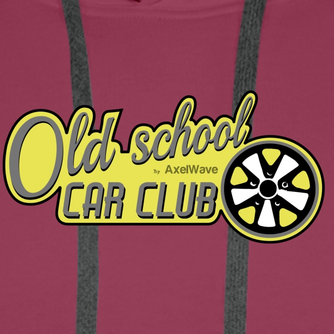 Oldschool Car Club Sweat