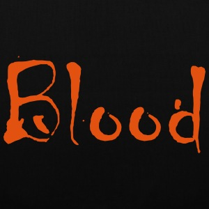 Blood - Tote Bag