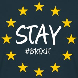 Brexit Stay T-Shirts - Men's T-Shirt