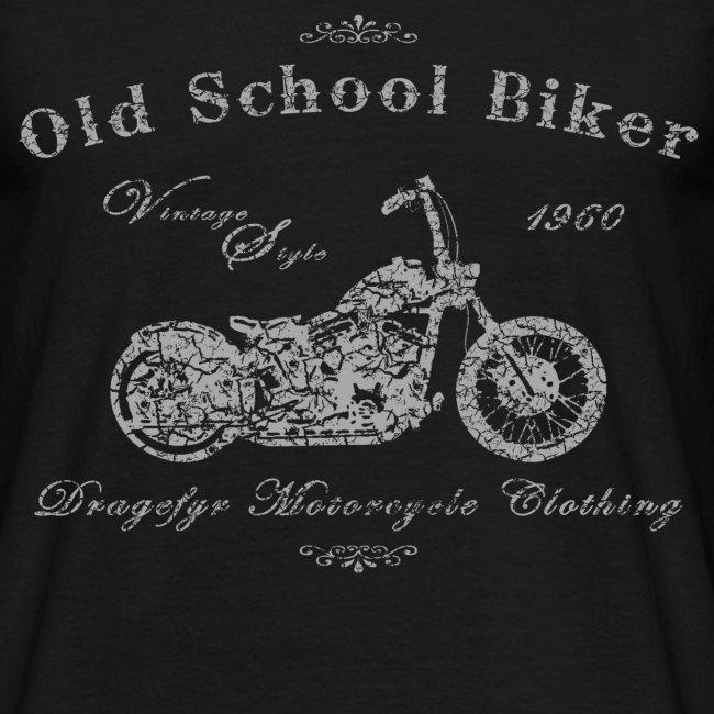 Biker Shirt | Old School - 1960