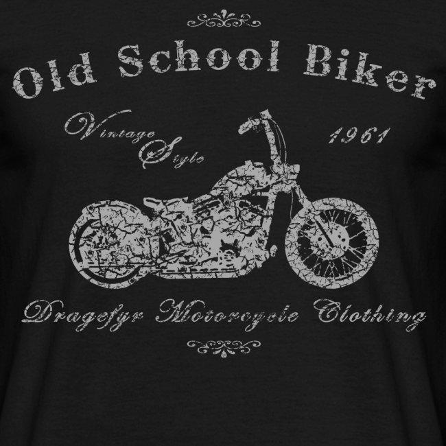Biker Shirt | Old School - 1961