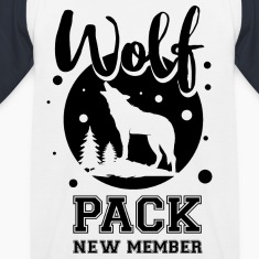 Wolf pack new member