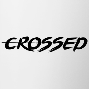 Crossed - Tasse