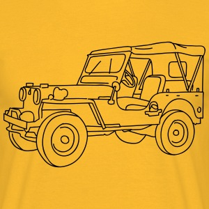 SUV T-Shirts - Men's T-Shirt