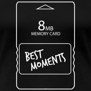 Memories - Women's Premium T-Shirt