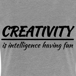 Creativity T-Shirts - Women's Premium T-Shirt
