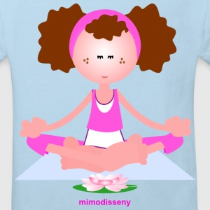 Yoga - Ekologisk T-shirt barn