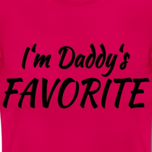 I'm Daddy's Favorite T-shirts - Vrouwen T-shirt