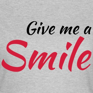 Give me a smile T-shirts - T-shirt dam