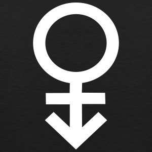 Genderqueer symbol Sports wear - Men's Premium Tank Top