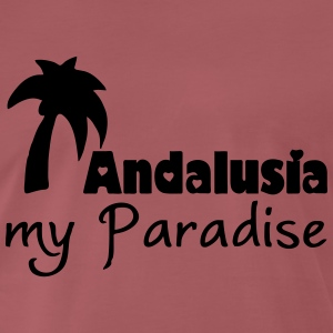 Andalusia Paradise - Männer Premium T-Shirt