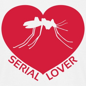 Serial Lover 2 Tee shirts - T-shirt Homme