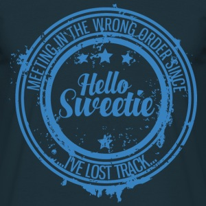 River Song Blue T-Shirts - Männer T-Shirt