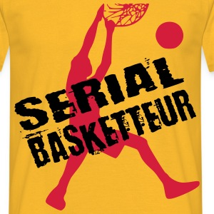 SERIAL  basketteur2 Tee shirts - T-shirt Homme