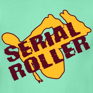SERIAL  roller2 Tee shirts - T-shirt Homme