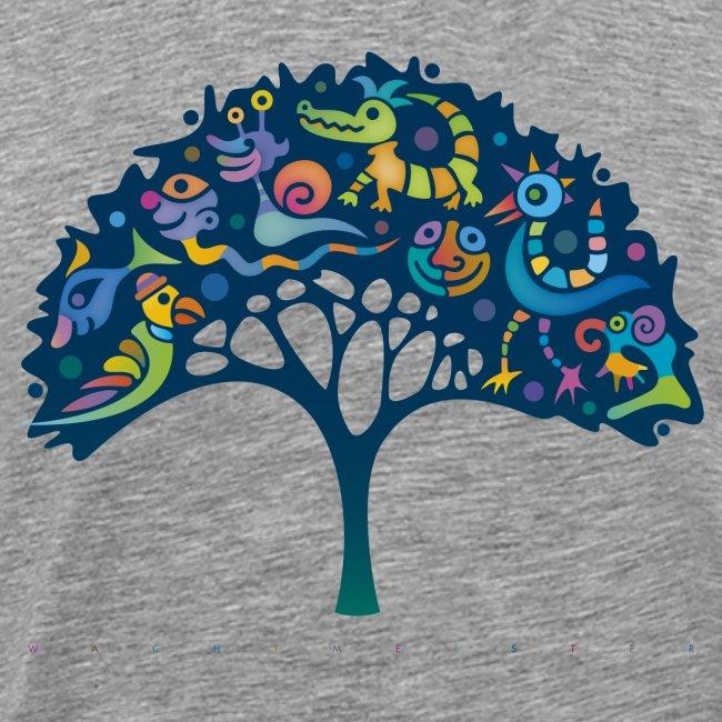 Narrenbaum-Männershirt