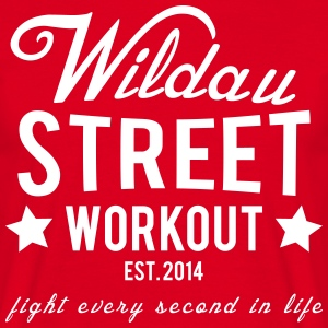 Wildau Street Workout Boys Shirt - Männer T-Shirt